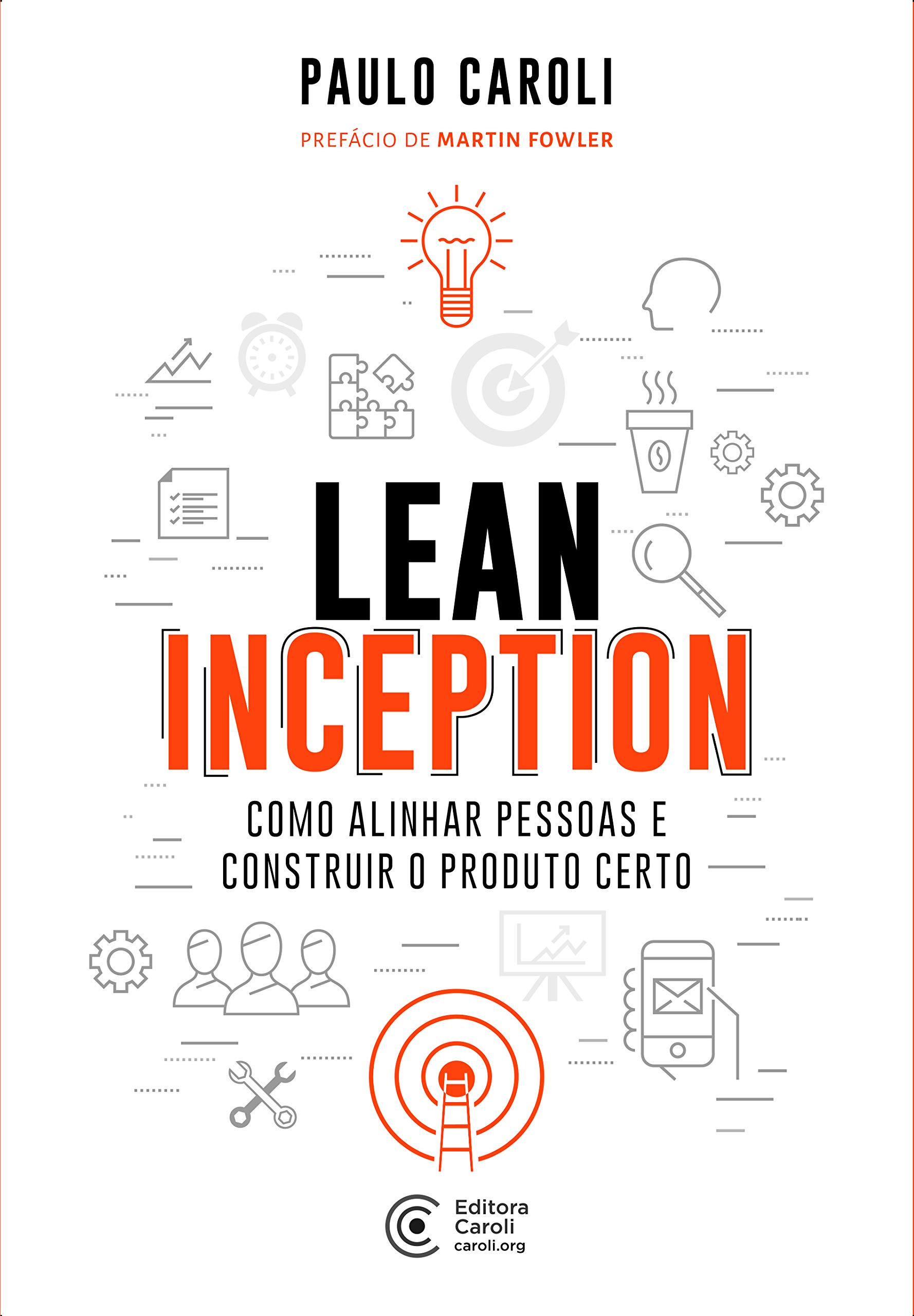 livro lean inception
